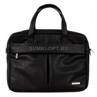 Сумка Mr.Bag black и.к под ноут_Q