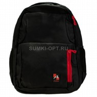 Рюкзак Arlion black red ПЭ_Q