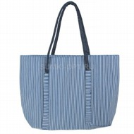Сумка Mr.Bag blue white текст пляж_Y