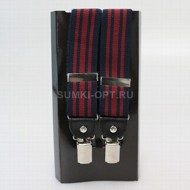 Подт Poshete navy red п/э кожа 512 муж_N