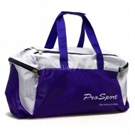 Сумка Mr.Bag violet white нейлон спорт_Q
