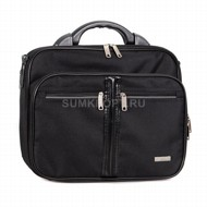 Кейс Mr.Bag black рубчик 600Д_Q