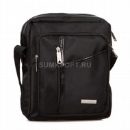 Сумка барсетка Mr.Bag black 1680D_Q
