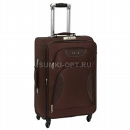 Чемодан F.Molinary brown 24 текст 4кол_Q